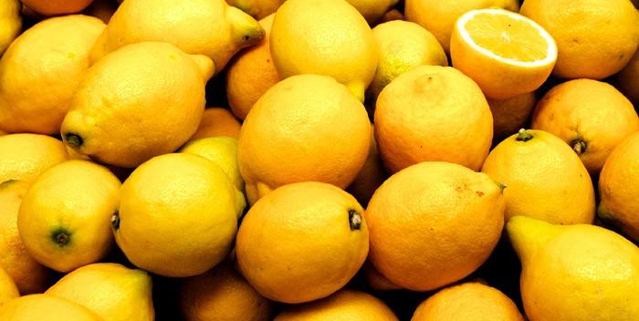 А при чём тут лимоны?