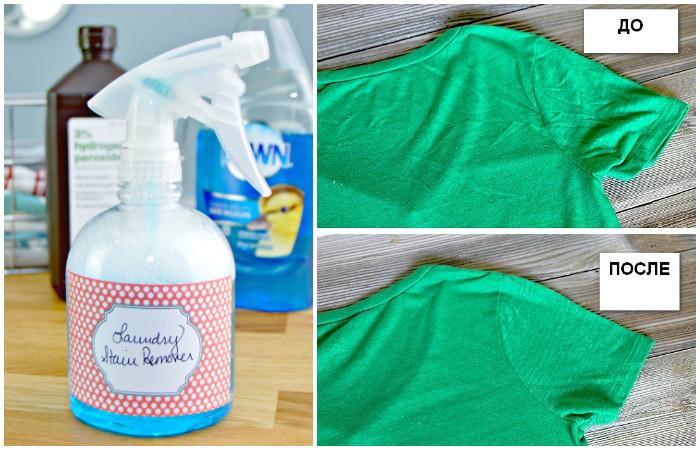 Как сделать спрей, который эффективно разгладит помятую одежду