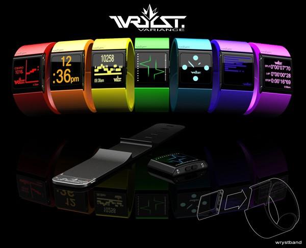 Яркие и креативные часы-конструкторы от Бена Притца (Ben Pritz)