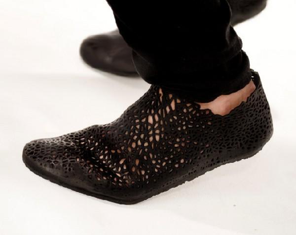 Реальная обувь недалёкого будущего XYZ от MOCOVOTE