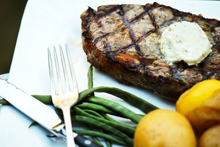 Для стейка – просто идеально.