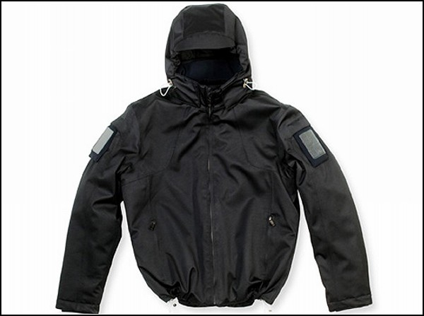 Стильная куртка с солнечной батареей от Zegna Sport