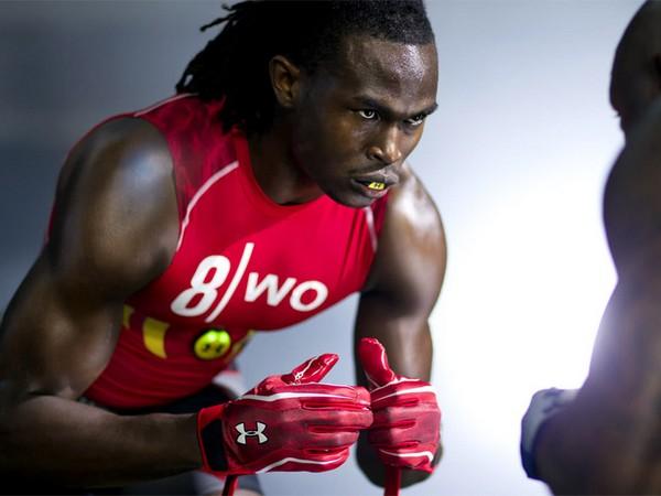 Инновационная форма E39, замеряющая физические показатели спортсмена в реальном времени