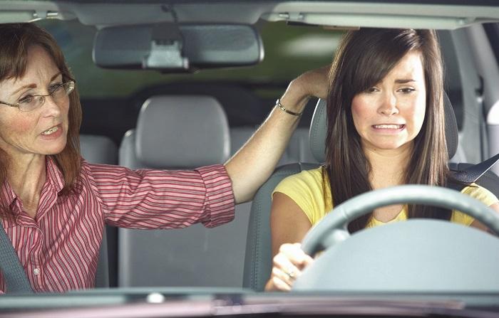 Как перестать бояться управлять автомобилем и научиться владеть собой