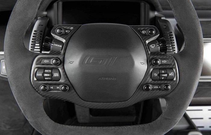 Нужно ли так много кнопок на автомобильном руле? Фото: ford.com