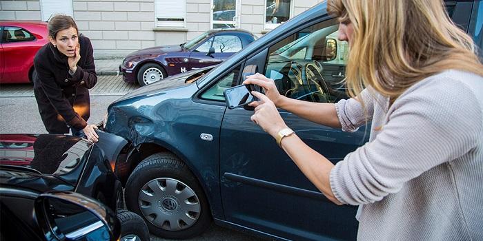 Фиксация происшествия на телефон/ Фото: rbk.ru
