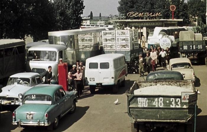Другие автомобили, снятые в фильме/ Фото: livejournal.com