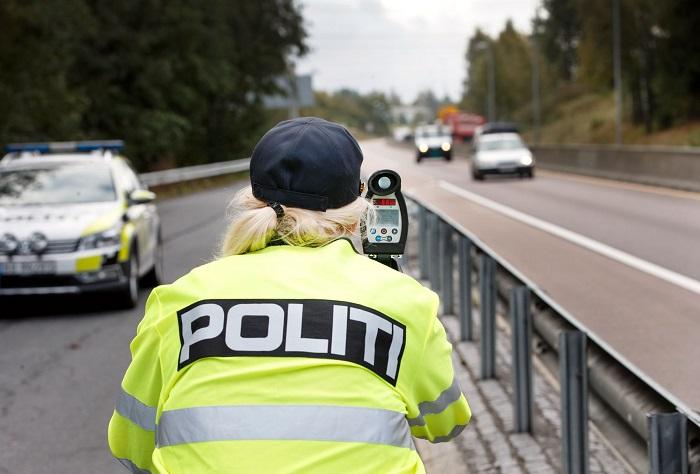 Норвежская дорожная полиция/ Фото: roadpol.eu