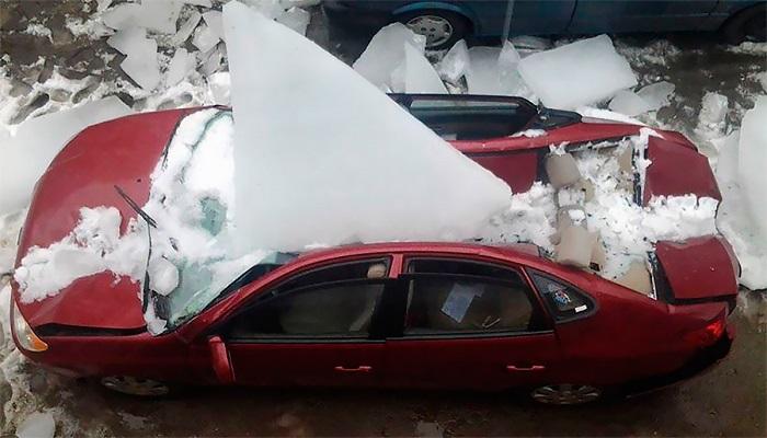 В каких случаях не стоит рассчитывать на компенсацию вреда? Фото: autonews.ru