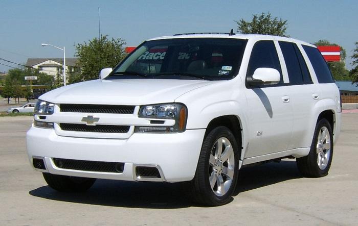 Модель SUV марки Chevrolet/ Фото: ru.wikipedia.org