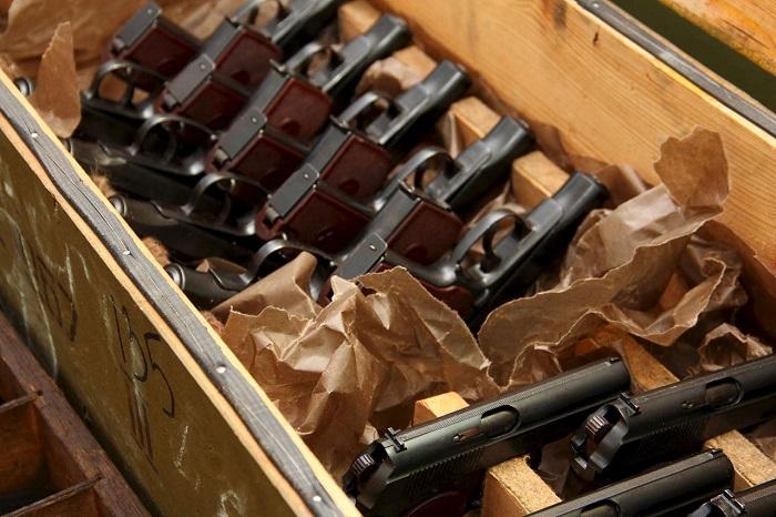 Правила транспортировки оружия для юридических лиц/ Фото: molva33.ru