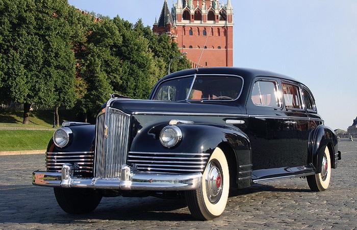 ЗИС 110 – легендарный советский лимузин/ Фото: artfile.ru