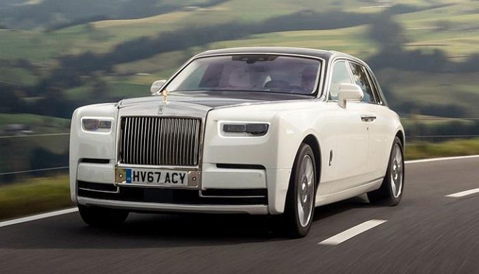 Rolls Royce Phantom/ Фото: pinterest.com