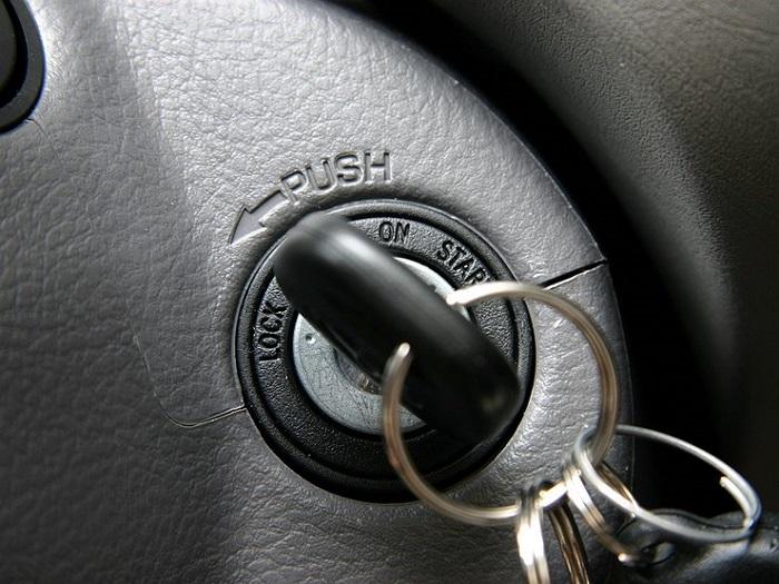 Автомобильное зажигание/ Фото: avtovzglyad.ru
