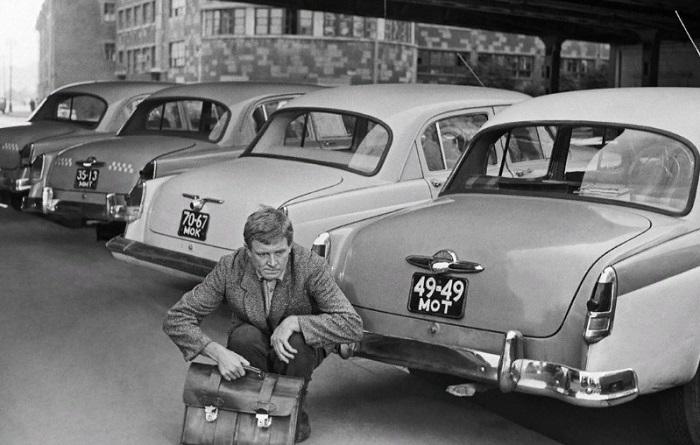 «Благородный вор» Деточкин из фильма «Берегись автомобиля»/ Фото: vazweb.ru