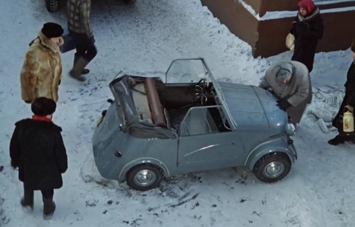«Инвалидка» из «Операции Ы»/ Фото: autonews.ru