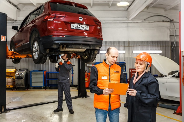 Выбираем правильный автосервис/ Фото: drivenn.ru
