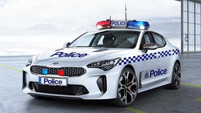 Полицейский «кореец» для австралийских копов/ Фото: speechfoodie.com