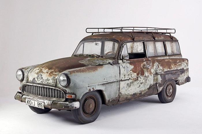 Большинство машин подвержены ржавчине/ Фото: spiegel.de
