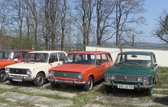 Жигули – любимый «народный» автомобиль советских граждан/ Фото: ru.wikipedia.org