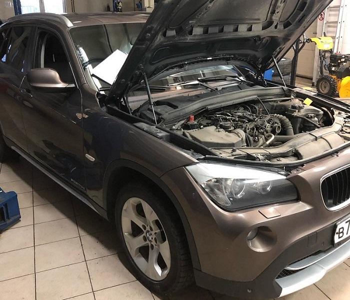 Цепь ГРМ мотора BMW 2.0 N47 подвержена износу/ Фото: profiserviceclub.ru