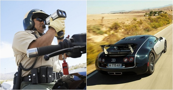 Где в мире дороже всего обходится быстрая езда?/ Фото: speedingeurope.com