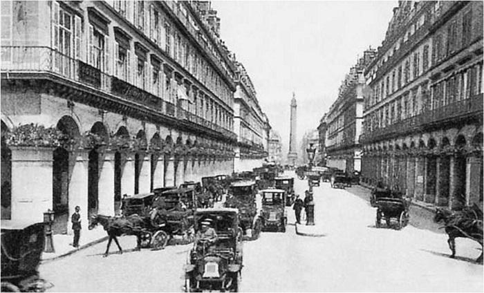 Улицы Европы в начале 20 века/ Фото: history.wikireading.ru