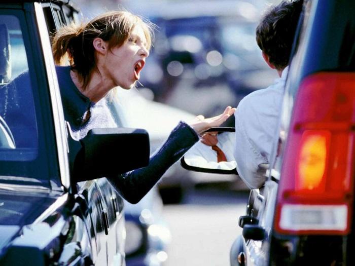 Сторонитесь буйных водителей/ Фото: drive2.ru
