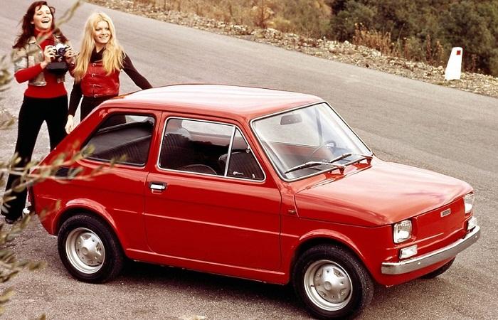 Polski Fiat 126р – польский «малыш»/ Фото: mdr.de