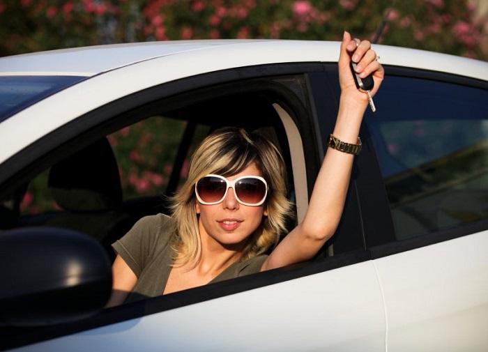 Приобретение нового автомобиля как награда за собственные успехи/ Фото: 1gai.ru