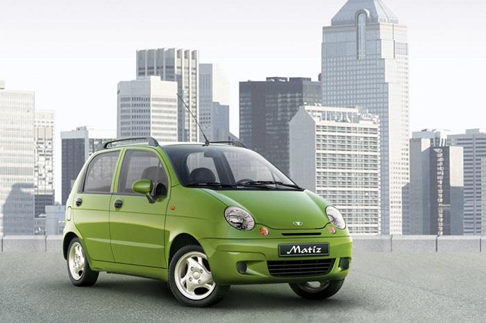 Матиз – вместительный, но имеет слабую систему рулевого управления/ Фото: rg.ru