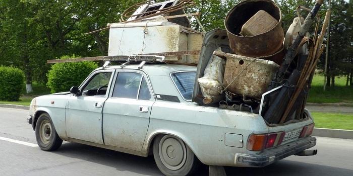 Чрезмерный перегруз автомобиля не бывает полезным/ Фото: drivenn.ru