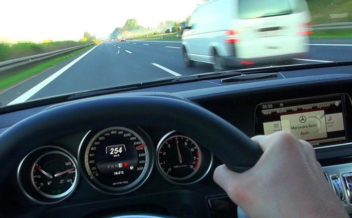 Езда на высокой скорости/ Фото: drive2.com
