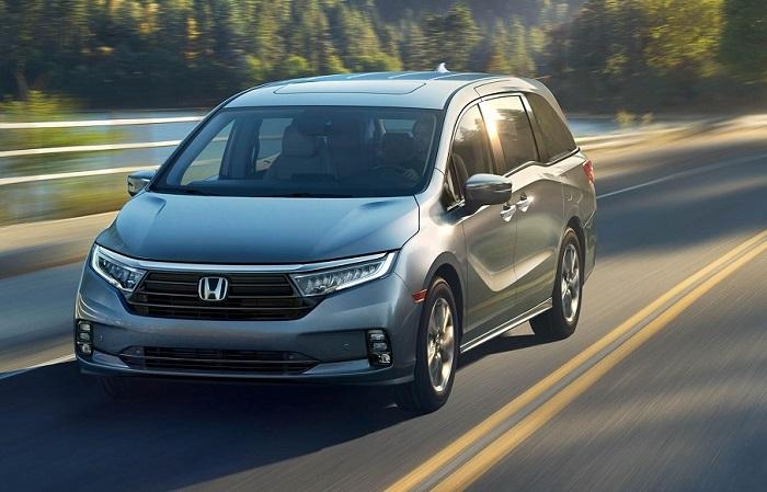 Сверхэффективный «японец» Honda Odyssey/ Фото: automobiles.honda.com