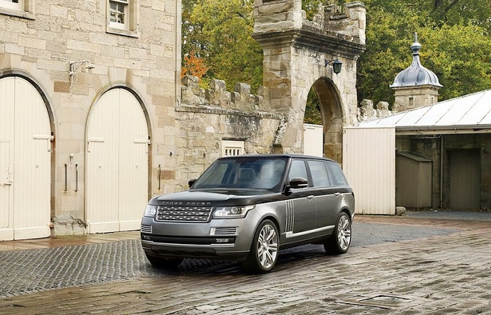 Шикарный «британец» Range Rover SVAutobiography LWB/ Фото: businessinsider.com