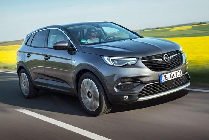 Opel Grandland X/ Фото: autoreview.ru