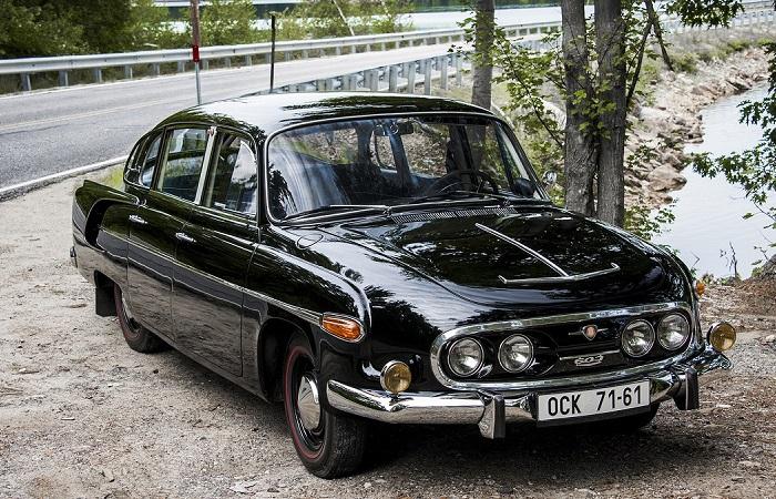 Tatra T 603 – эксклюзивный чешский автомобиль/ Фото: fr.motor1.com