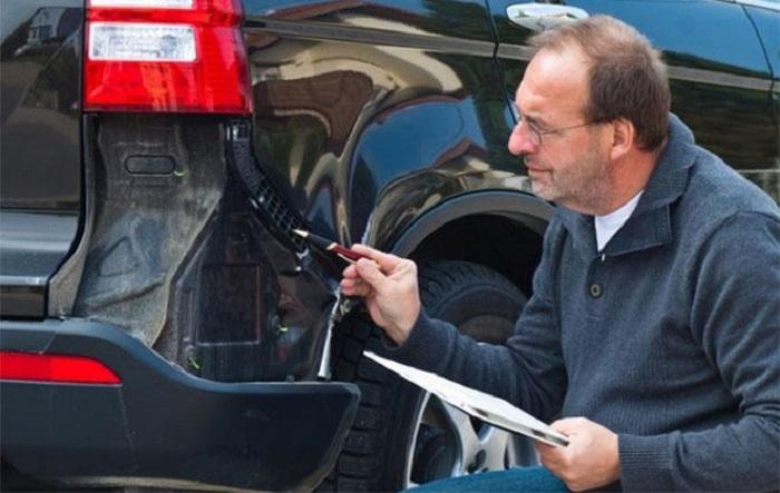 Оценка ущерба, причиненного автомойкой/ Фото: avtozakony.ru