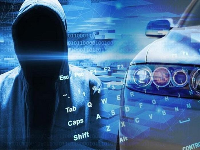 Угон автомобиля хакерами.