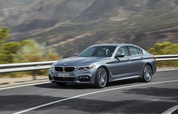 Экстерьер BMW 5 Series/ Фото: cnet.com