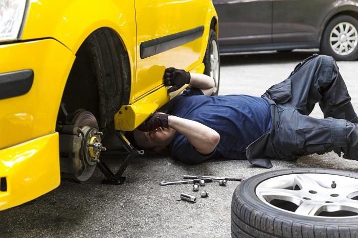 Чем может быть чреват самостоятельный ремонт важных частей автомобиля/ Фото: drivenn.ru