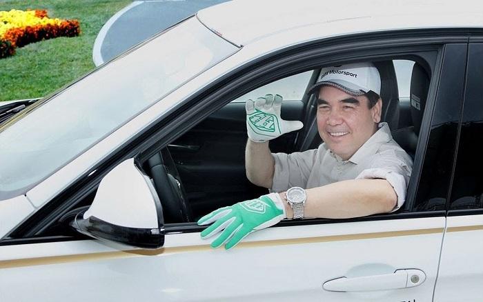 Лидер Туркменистана Гурбангулы Бердымухамедов/ Фото: masa.media