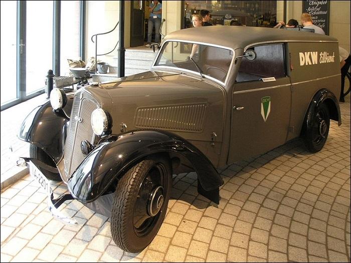 DKW F8 – второй по популярности после Opel Kadett/ Фото: en.wikipedia.org