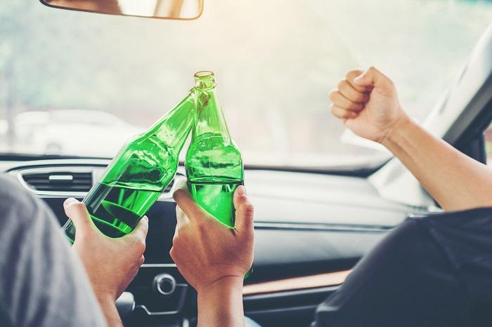 «Пьяное» вождение/ Фото: ocdn.eu