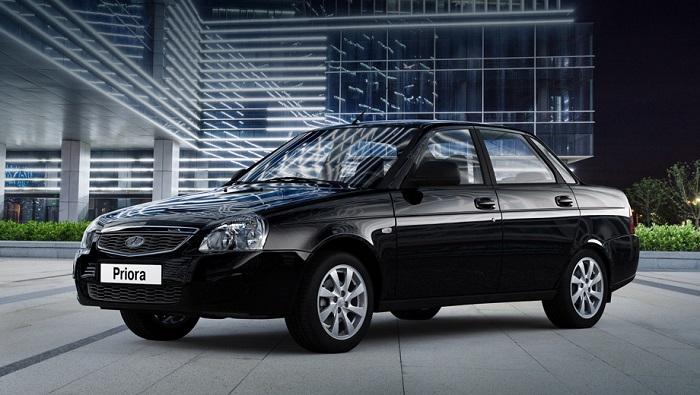 Лада Приора – одна из самых «дорогих» машин в РФ/ Фото: drive.ru