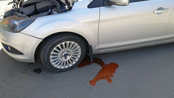 Как узнать, что может течь из внутренностей автомобиля?/ Фото: drive2.ru