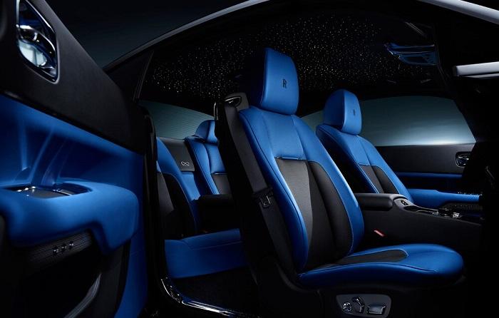 Салон Rolls-Royce Wraith/ Фото: automotivemag.com