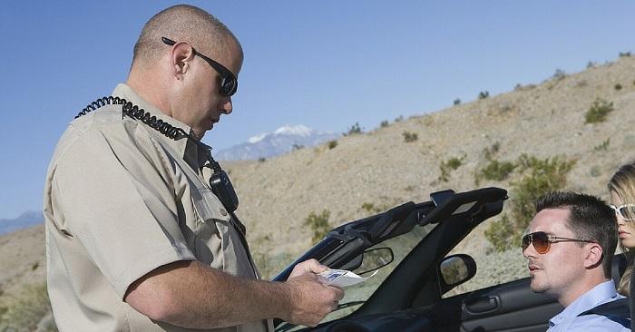 Полиция США на страже порядка/ Фото: cmlaw1.com