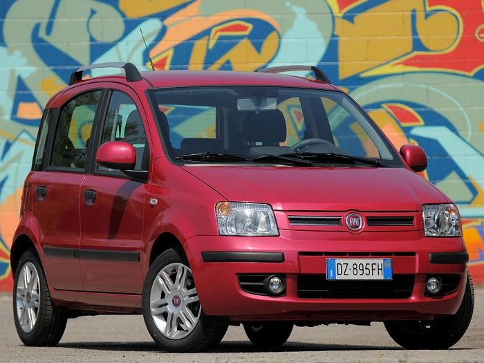 Fiat Panda II – ржавеет и теряет масло/ Фото: auto.ironhorse.ru