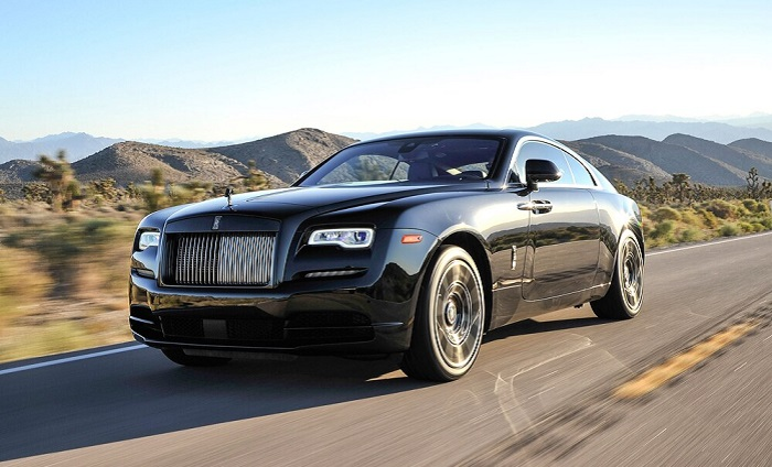 Уникальный в своем роде Rolls-Royce Wraith/ Фото: automotivemag.com